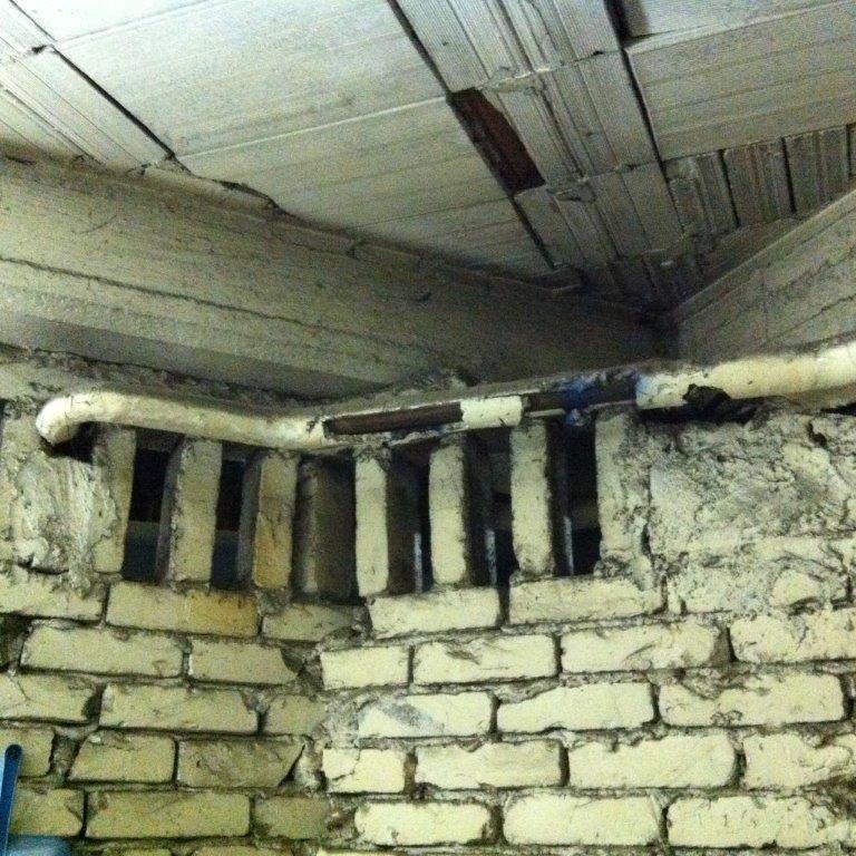 isolante termico negli impianti