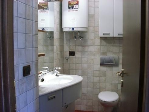 piastrelle nuove bagno