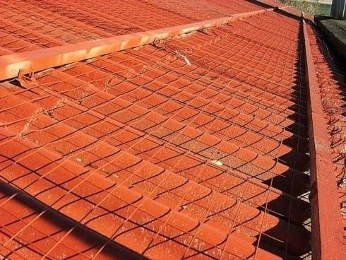 rivestimento tetti