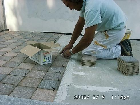 pavimentazioni esterne cemento