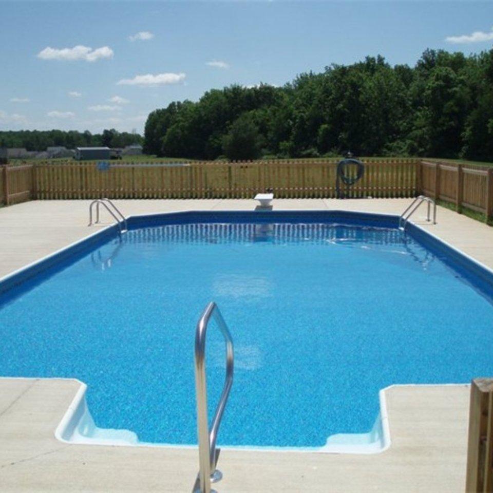 Backyard Paradise: Galvin Pools & Backyard Paradise