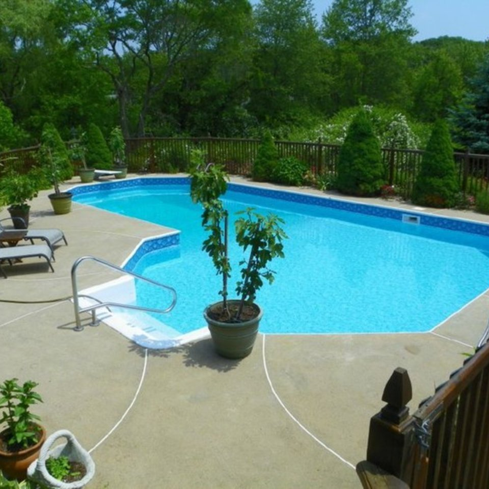 Galvin Pools Amp Backyard Paradise Orange Ct Above