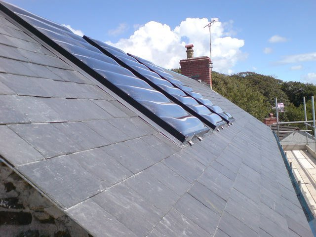 solar thermal installations