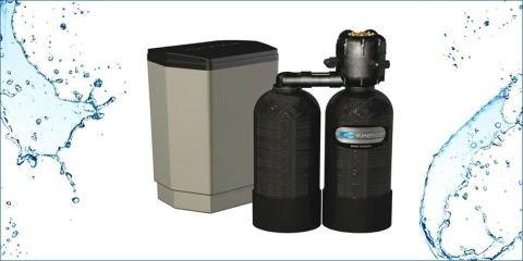 filtri di un depuratore d'acqua