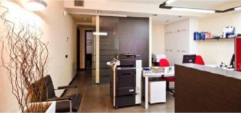 un ufficio interno