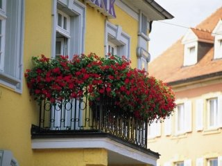 ringhiera balcone in ferro