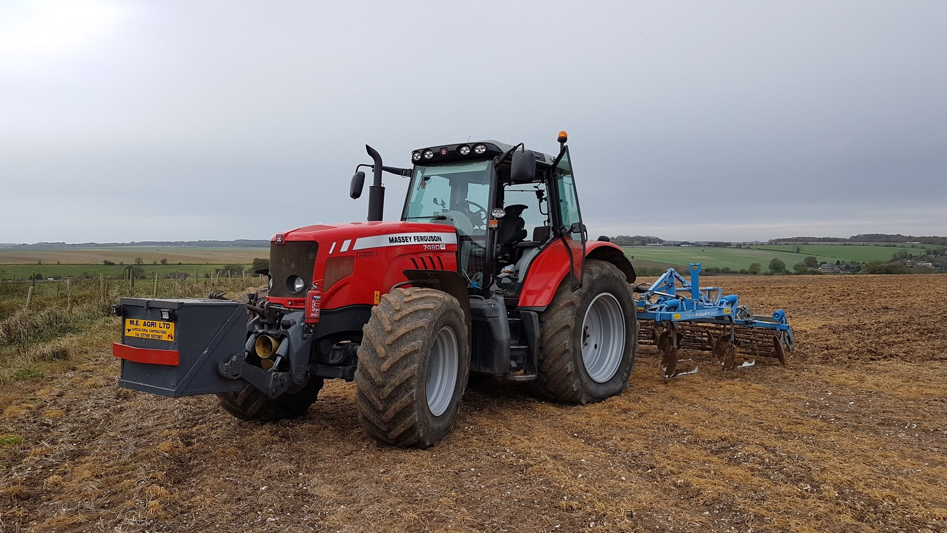 Haylage and silage services