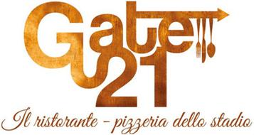 RISTORANTE PIZZERIA GATE 21 - LOGO