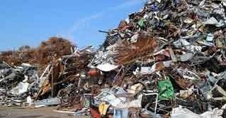 stoccaggio rifiuti e batterie