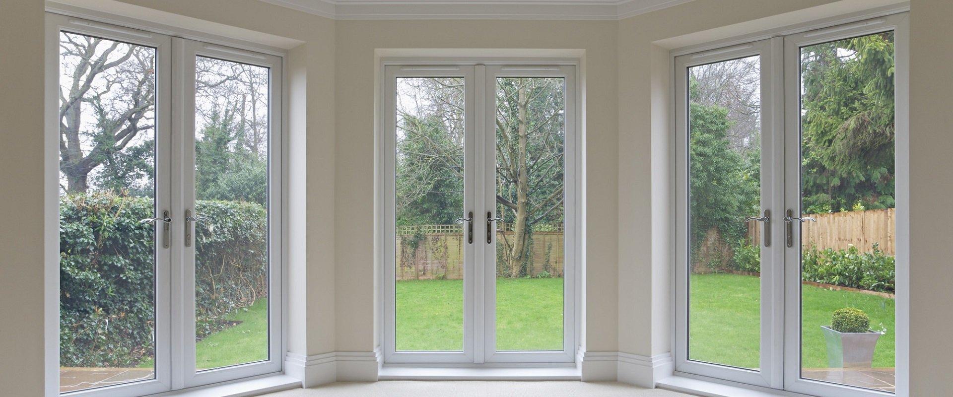 Door installation by elite upvc in larne for Upvc french doors northern ireland