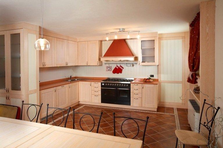Progettazione e realizzazione cucina