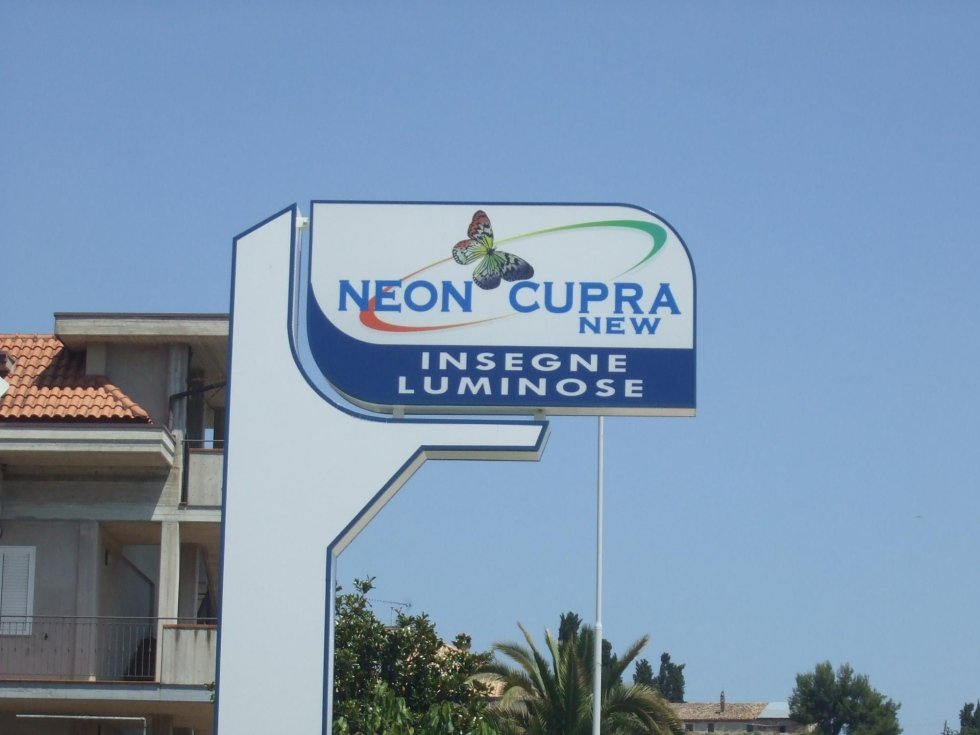 Neon Cupra