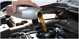 Cambio olio