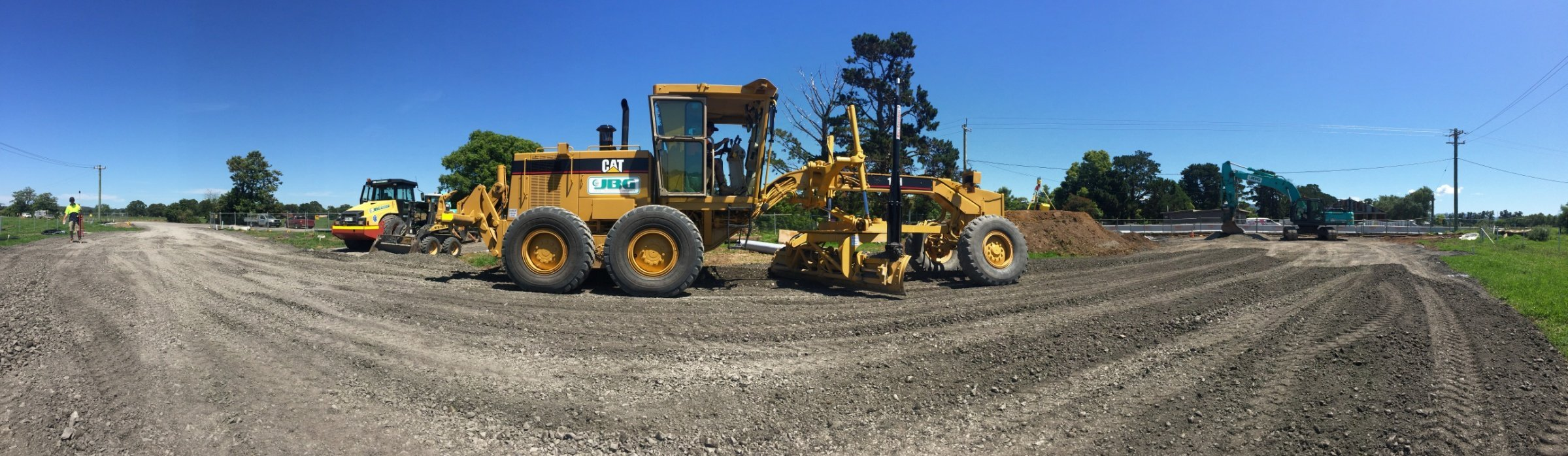NOWRA WASTE WATER TREATMENT PLANT ROAD UPGRADE