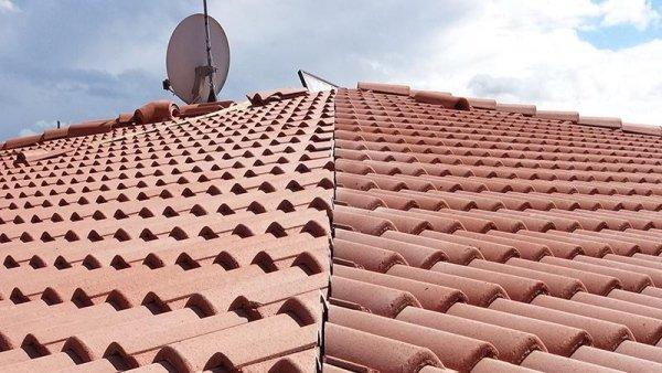 rifacimento copertura tetto villetta - conclusione