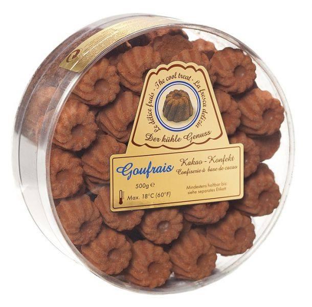 Confezione di cioccolatini Goufrais a Sospirolo