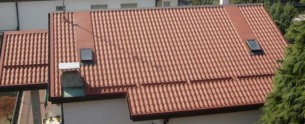 isolamento di coperture edili