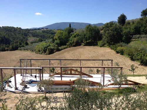 costruzioni in ferro a Spoleto