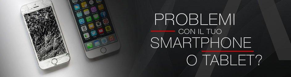 pubblicita problemi con il tuo smartphone o tablet