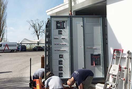 Impianti elettrici a Collecchio