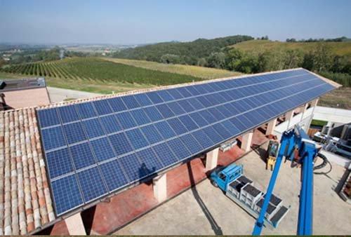 Impianti fotovoltaici a Fanfoni Impianti Srl a Collecchio Parma
