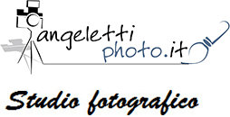 ANGELETTIPHOTO - LOGO