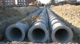 costruzione condotte idriche