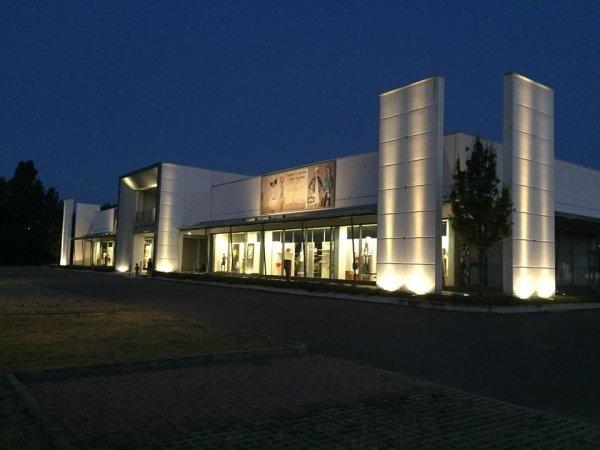 esterno centro commerciale