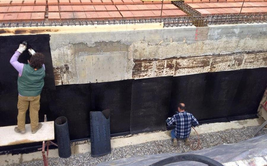 ristrutturazione mura