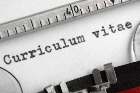 Curriculum vitae et studiorum