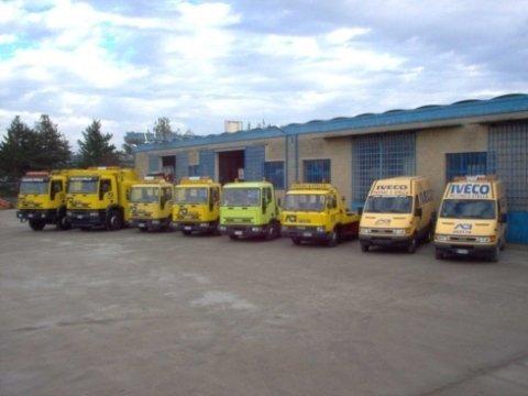 mezzi, soccorso stradale, fabro