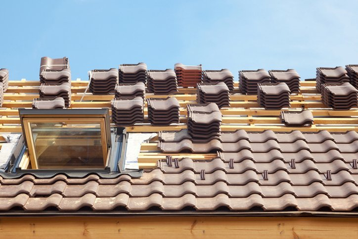Tile Roofing Huntsville, TX