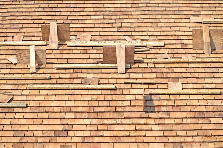 Wood Shake Roofing Huntsville,  TX