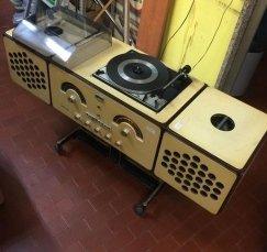 Radio Giradischi Brionvega