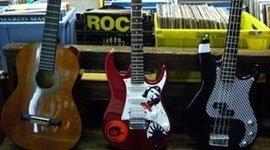 chitarre e strumenti musicali