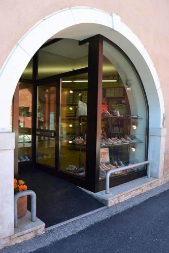 ingresso negozio