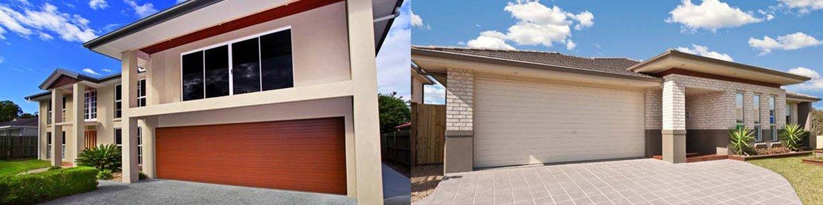 blaxland home services garage with multi storey