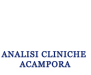 ANALISI CLINICHE ACAMPORA sas - logo