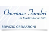 logo onoranze funebri martiradonna