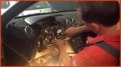 navigazione automobili