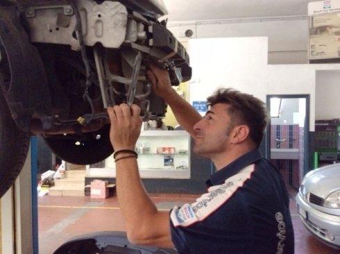 assistenza impianti auto