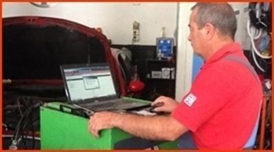 manutenzione elettronica