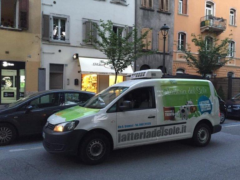 Pizza Granda - Trento