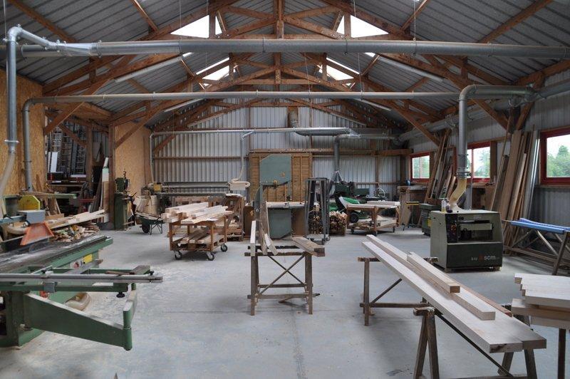 Atelier de conception à Plancoët