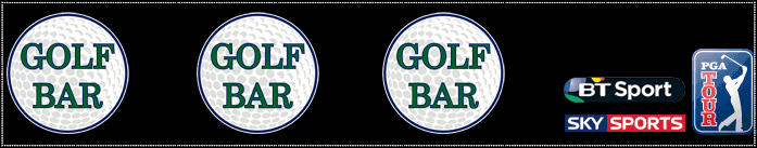 Golf Bar logo