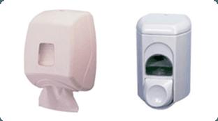 dispenser sapone e carta