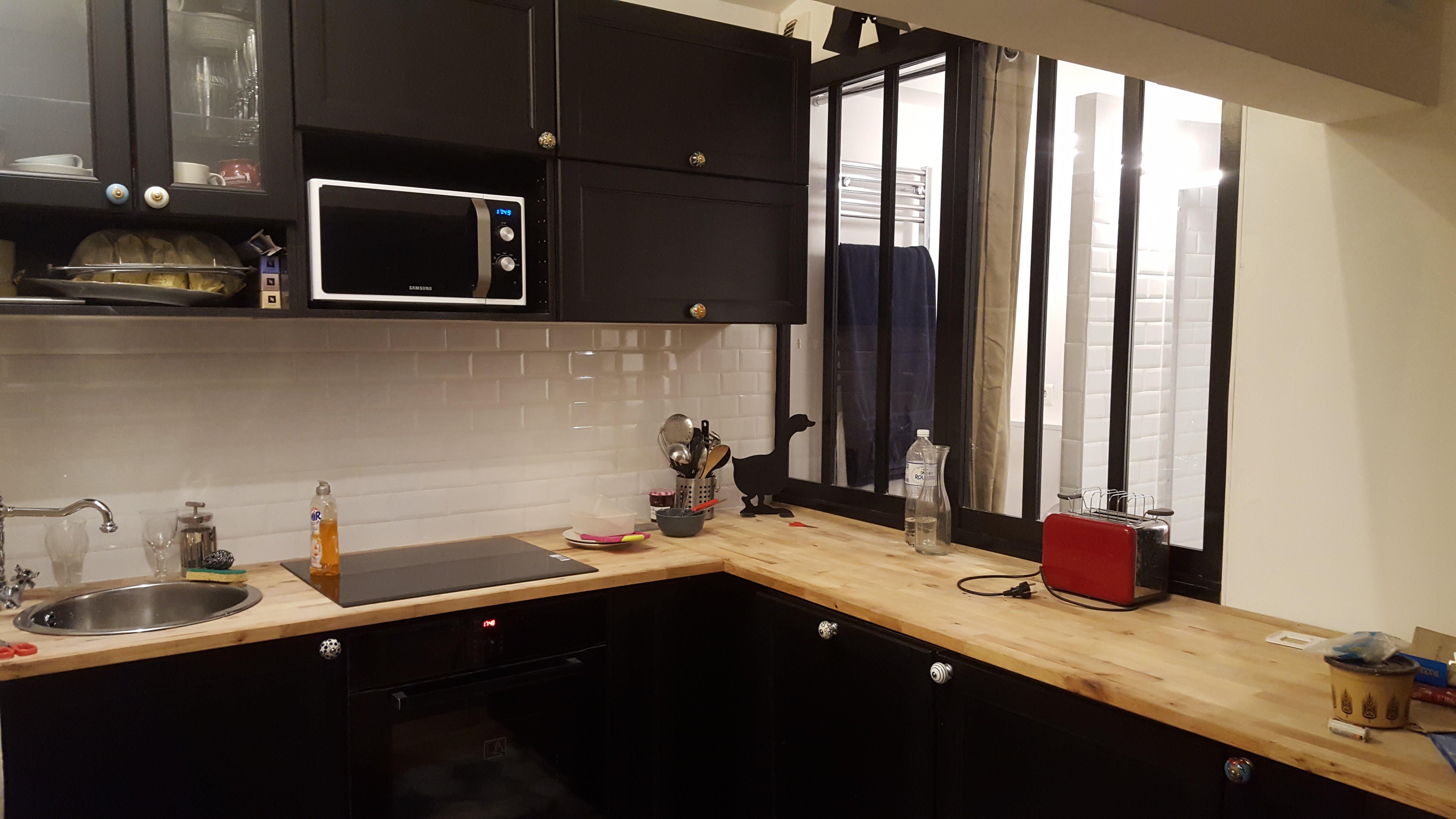 Hervorragend E2SO Concept - Aménagement d'une cuisine, style atelier d'artiste RI09