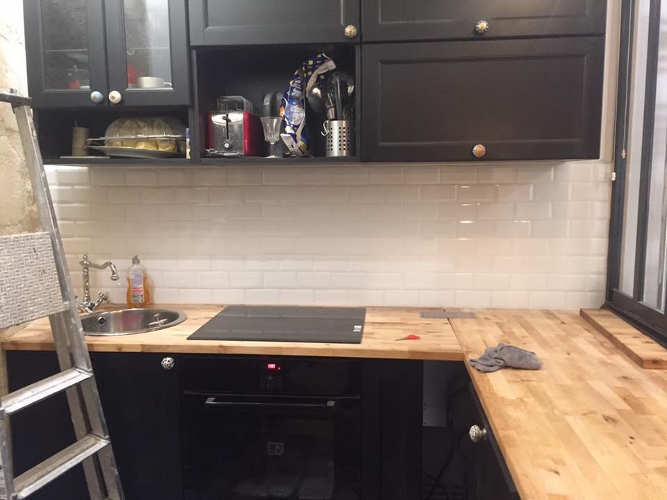 E2so concept am nagement d 39 une cuisine style atelier d for Cuisine vitree style atelier