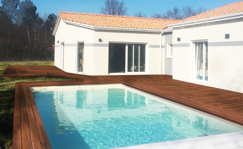 E2so concept r alisation d 39 une terrasse en pourtour de maison et de piscine - Pourtour de piscine ...