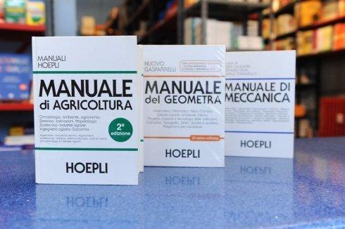 Manuali, manuale agricoltura, manuale geometria